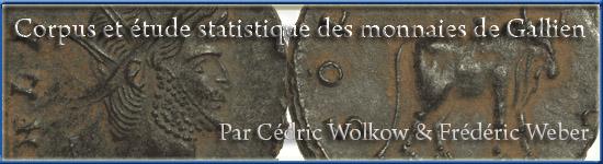 Corpus et étude statistique des monnaies de Gallien Banier_corpus3