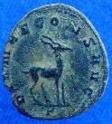 Antoniniano de Galieno. DIANAE CONS AVG. Roma Antilope%20droite%20jim