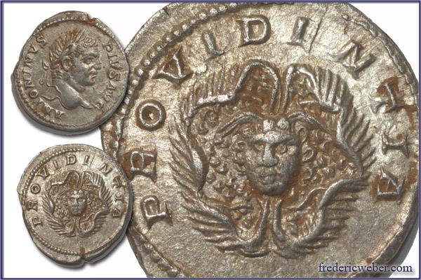Musée des monnaies & médailles de PERPIGNAN Egide_detail