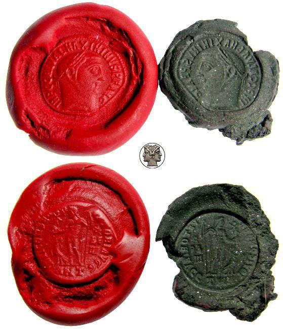 Etrange Licinius à 12,34gr - vos avis ? Moule_2