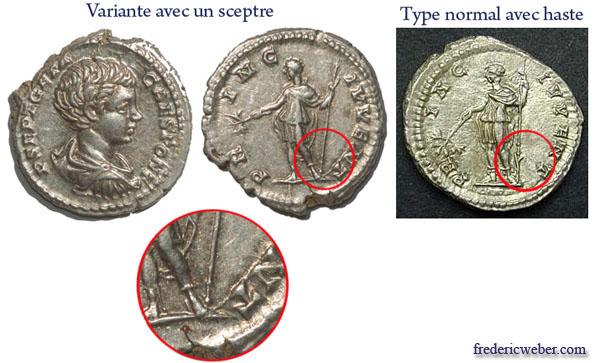 Les erreurs des monétaires sur les monnaies romaines 1