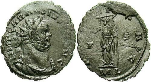 Les erreurs des monétaires sur les monnaies romaines 10