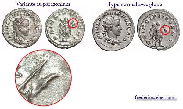 Les erreurs des monétaires sur les monnaies romaines 2